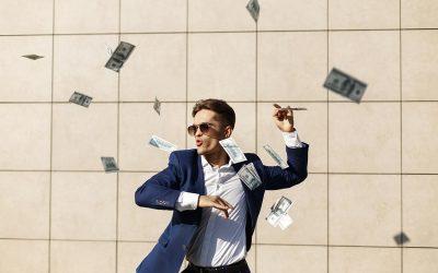 Geld verdienen ist ein Spiel